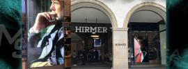 Hirmer Schaufenster Display Installationen